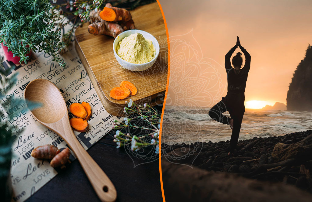Yoga & Genuss