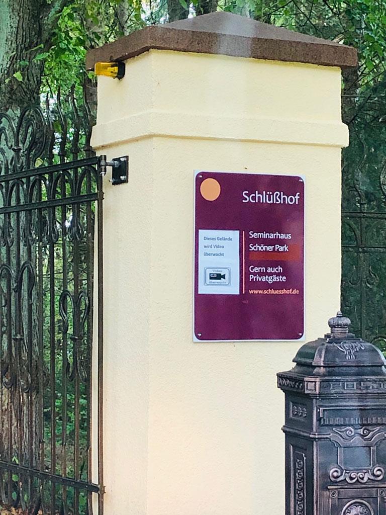 Lychensee Schlüßhof